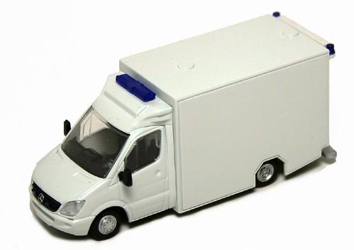 Rietze MB Sprinter Rettungswagen