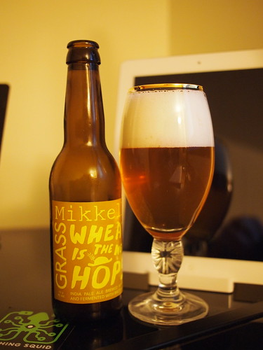 Wheat Is The New Hops (Grassroots/Mikkeller)
