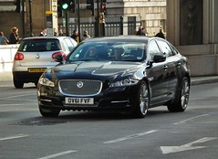 'Skyfall' Jaguar Xj Portfolio V6 D