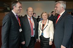 Bell Addresses Fine Gael Ard Fheis
