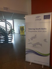 2nd South Baltic MC meeting in Kalmar 26-27th April 2016