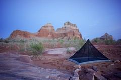 """Boundary Butte Camp • <a style=""""font-size:0.8em;"""" href=""""http://www.flickr.com/photos/7556567@N06/7253623832/"""" target=""""_blank"""">View on Flickr</a>"""