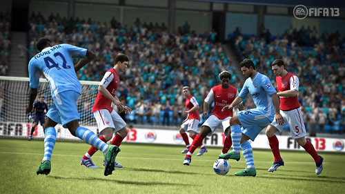FIFA 13: Aguero, Complete Dribbling
