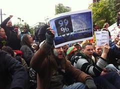 Blockupy-Proteste am 16. Mai 2012 in Frankfurt...