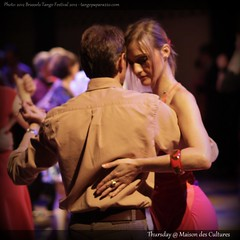 Brussels Tango Festival 2012: Thursday