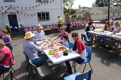 "Diamond Jubilee street party • <a style=""font-size:0.8em;"" href=""http://www.flickr.com/photos/80046288@N08/7160791893/"" target=""_blank"">View on Flickr</a>"