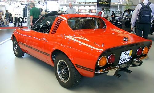 Opel GT aero prototipo