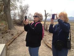 smartphone cameras on refuge