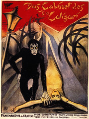 Cabinet of Dr. Caligari poster