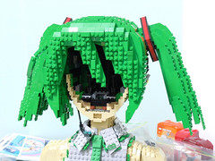"""Lego Miku 4 • <a style=""""font-size:0.8em;"""" href=""""http://www.flickr.com/photos/66379360@N02/13934363395/"""" target=""""_blank"""">View on Flickr</a>"""