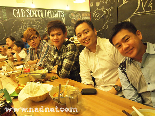 Singapore Lifestyle Blog, nadnut, Mystery Makan, Singapore Food Blog, Food Blog, food reviews, Old School Delights, Old School Delights reviews, Tuckshop food, Retro places in Singapore, Retro outfits, Retro theme, What to wear to a retro party?