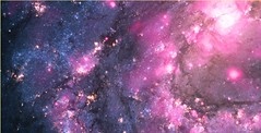 Black Hole Outburst in Spiral Galaxy M83 (NASA...
