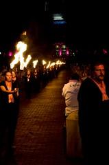 Torch Procession