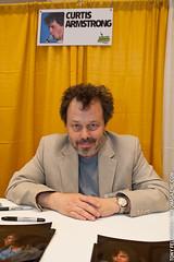 Toronto ComiCon 2012 - Curtis Armstrong