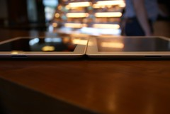 iPad 2G & 3G 對比特寫