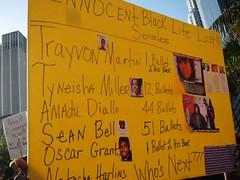 Trayvon Martin - Million Hoodies March 2012 089