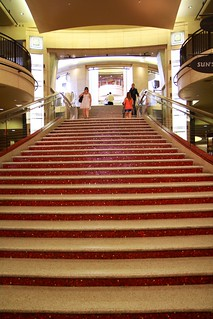 Dolby Theatre Staircase - Home of the Oscars