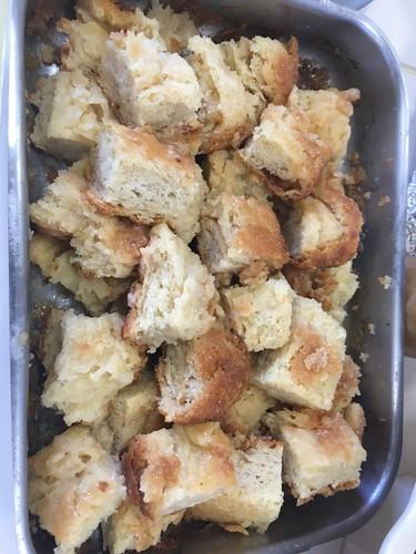 le kouign amann, dessert avec beaucoup de beurre et beaucoup de sucre !