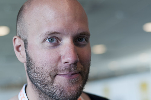 Fredrik - #gma12 Dag 1 by arkland_swe, on Flickr