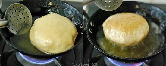 How to make puri 5