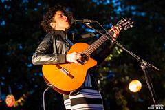 20160702 - Aline Frazão | Festival Silêncio @ Cais do Sodré