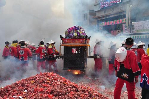 2012壬辰年北港媽祖遶境