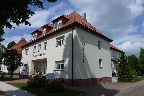 Hotel Am Uenglinger Tor, Stendal