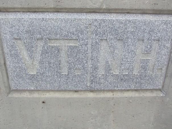 VT NH Connecticut River Border