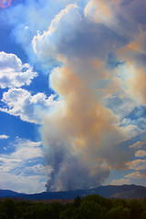 Waldo Canyon fire, Colorado Springs, CO