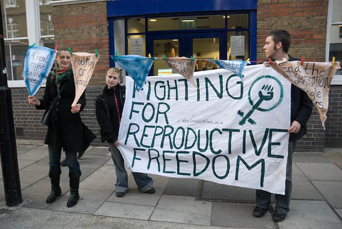 Fighting For Reproductive Freedom (Feminist Fightback)