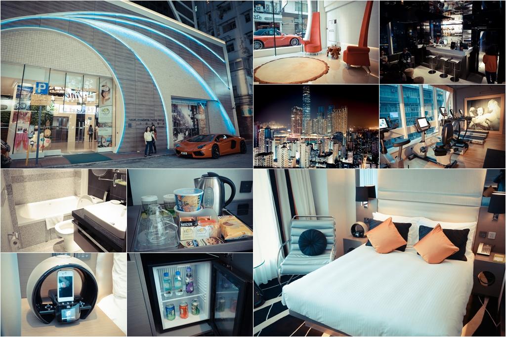香港住宿 :: 木的地酒店 Madera Hong Kong Hotel 佐敦站高質感首選-開朗少女的吃喝跑跳蹦-欣傳媒旅遊頻道
