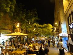 Ben Yehuda pedestrian street
