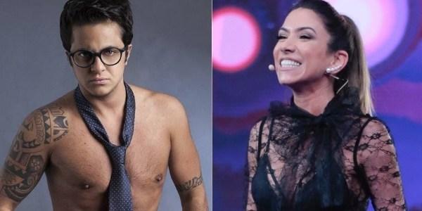 """Thammy diz que filha de Silvio Santos """"falou besteira"""" sobre gays"""