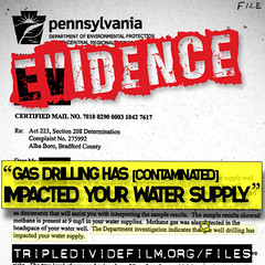 Fracking Water Contamination