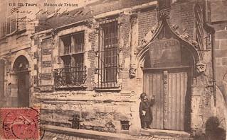 130. Tours - Maison de Tristan (c.1906)