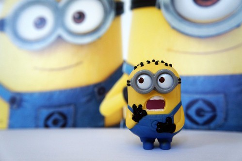 """Happy Meal Minion Toys • <a style=""""font-size:0.8em;"""" href=""""http://www.flickr.com/photos/44124329770@N01/9346929315/"""" target=""""_blank"""">View on Flickr</a>"""
