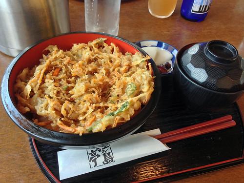江之島亭(Enoshimatei Diner, Enoshima Island, Kanagawa, Japan)
