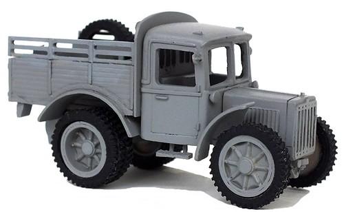 DOC Breda 40 trattrice pesante 1-72