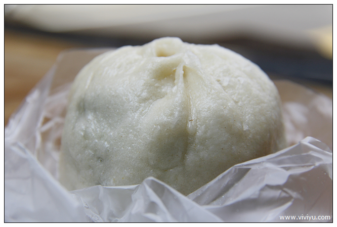 [桃園.美食]蘇杭素食點心.四季豆包內餡香又甜 @VIVIYU小世界