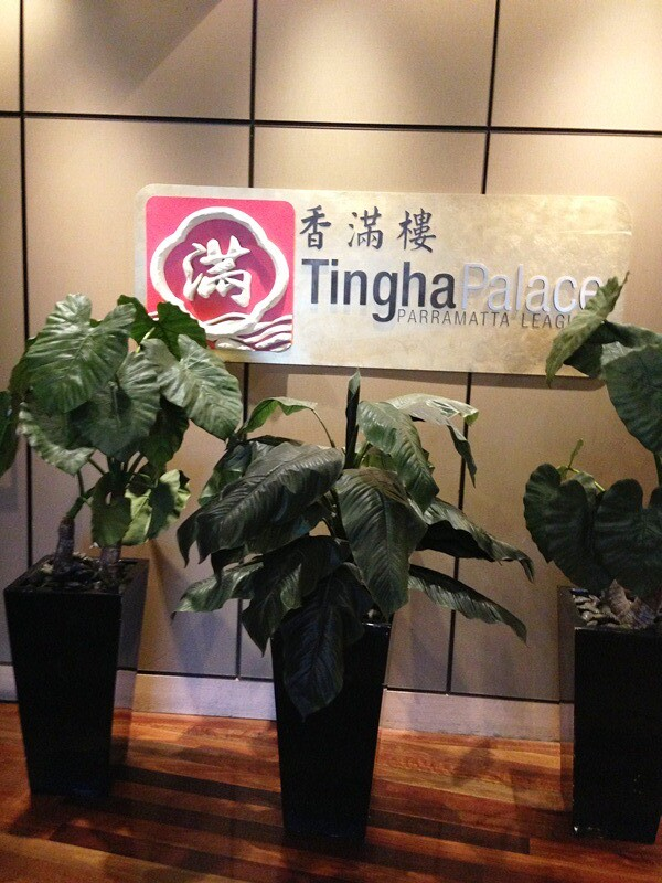 Tingha Palace