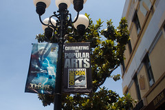 SDCC Thor: The Dark World Banner