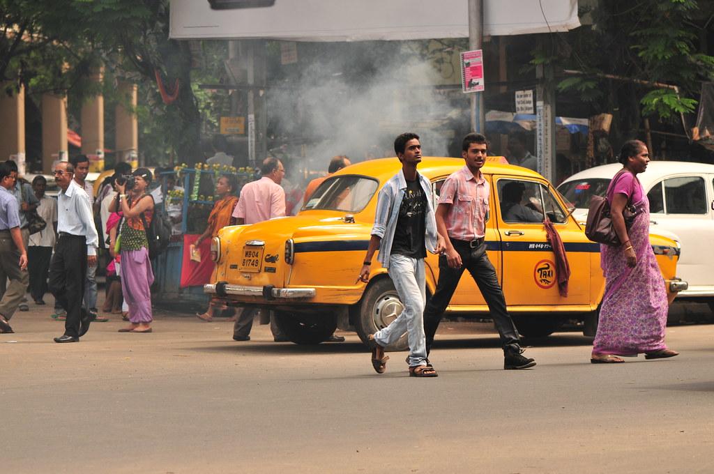 Day in Kolkata