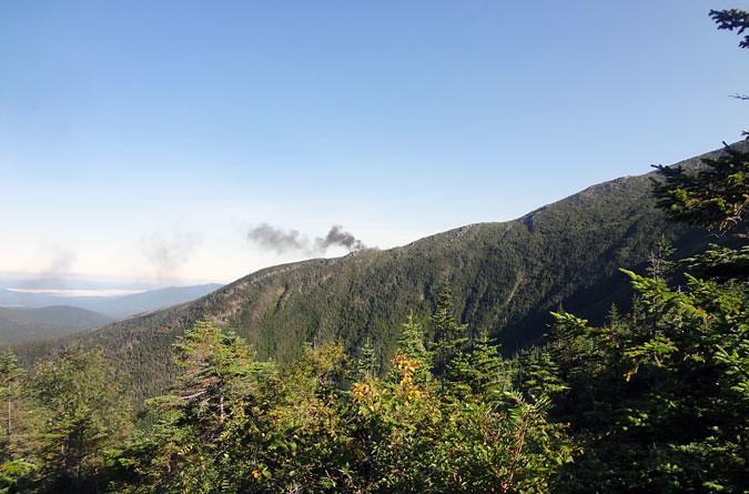 Ammonoosuc Ravine Trail View