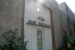Hope Mausoleum Offices