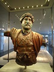 Israel Museum - Bronze bust of Hadrian