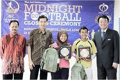 Midnight Football Closing Ceremony