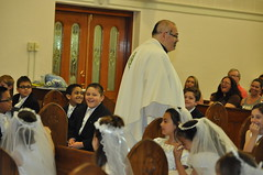First Holy Communion & Communion Mass
