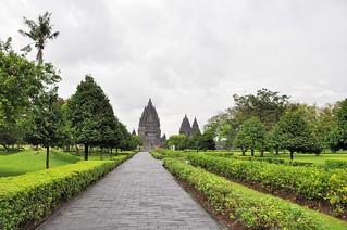 prambanan - java - indonesie 1
