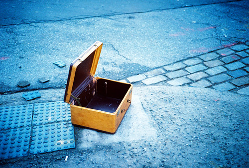 Empty Suitcase (I) (Lomo)