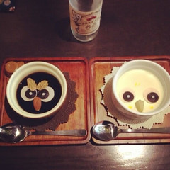 """Owl Cafe 2 • <a style=""""font-size:0.8em;"""" href=""""http://www.flickr.com/photos/66379360@N02/10588778406/"""" target=""""_blank"""">View on Flickr</a>"""